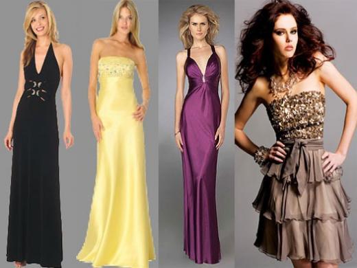 vestidos para formatura modelos de seda