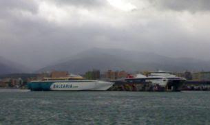 Muelle de Galera