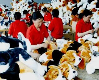 China fábrica de juguetes
