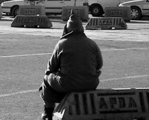 Espera en el puerto de Algeciras