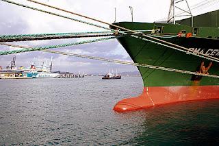 La Isla Verde cruce de caminos y mercancias