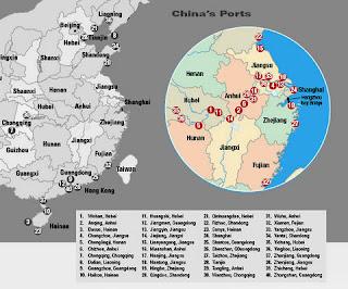 China's port