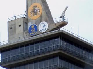 Torre de control Puerto Algeciras