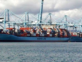 Puerto Bahía de Algeciras, Muelle Juan Carlos I
