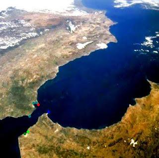 Los puertos del Estrecho de Gibraltar