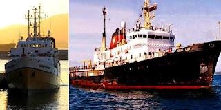 Odyssey Explorer y Ocean Alert