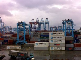 Puerto Bahía de Algeciras, primer puerto de España en tráfico de mercacías