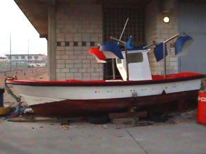 72 toneladas descargadas de pescado entre el Puerto de Algeciras y Tarifa un 16% menos que enero de 2006
