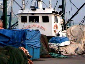 Barco de Pesca Algecireño