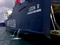 Lidon B, Grupo Boluda; Ro-Ro carga Algeciras-Ceuta