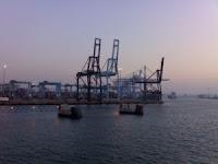 Puerto de Algeciras APM terminal