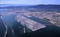 acceso Norte al Puerto Bahía de Algeciras
