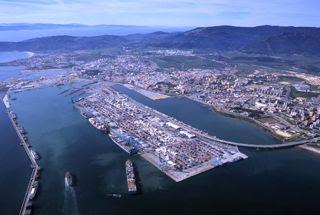 La Autoridad Portuaria Bahía de Algeciras lideró con 36,5 millones de toneladas el tráfico de los puertos españoles