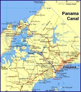 Zona del Canal de Panamá