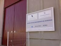 escáner del puerto de Algeciras