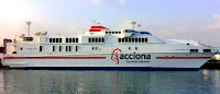 fast ferry alcántara