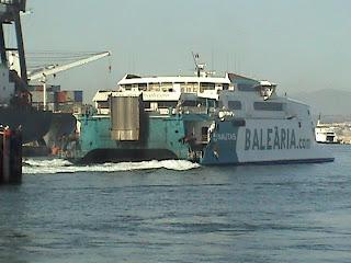 El Tribunal de Defensa de la Competencia (TDC) se pronunciará la próxima semana sobre la operación de toma de control de Buquebús por parte de Gestión Naviera, matriz de Baleària