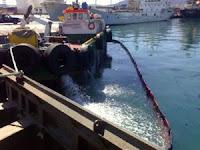 Insostenible el avituallamiento de fuel en aguas del Campo de Gibraltar