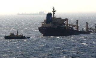 El siniestro del New Flame se produjo en aguas españolas