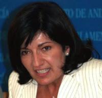 Portavoz Parlamentaria del PA, Pilar González
