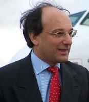 ministro principal de Gibraltar,Peter Caruana