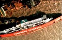 desguace de un buque