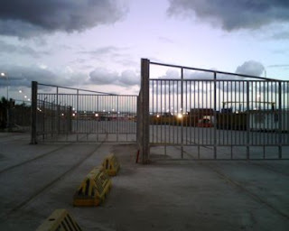 Las puertas la terminal ferroviaria del puerto de Algeciras se abrirán posiblemente