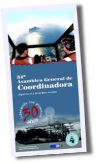 34ª asamblea general de Coordinadora - Bahía de Algeciras - La Línea de la Concepción