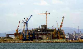planta offshore
