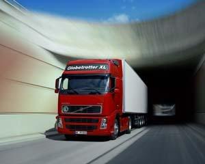 Los camiones provocaron retenciones en la A-7 y en el centro de Algeciras