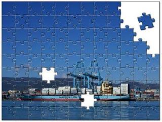 Algeciras puerto HUB-EXP-IMP