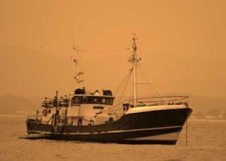 La pesca, una filosofía de vida en conflicto permanente con el avance del modelo económico
