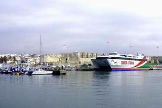puerto de Tarifa - APBA