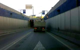túnel de Acceso Norte