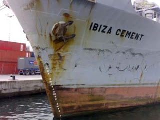 Ibiza Cement detención MOU
