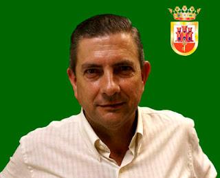 Manuel Melero portavoz del Grupo Municipal Andalucista de San Roque