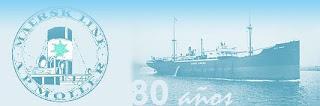 Maerks Line 80º Aniversario
