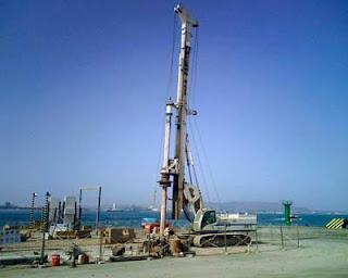 Obras de mejora del Muelle Juan Carlos I