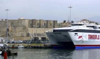 Los coches que necesiten cruzar el Estrecho tendrán que hacerlo desde el puerto de Algeciras