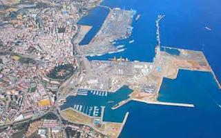 Ampliación puerto Algeciras