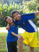 Cristian and Isaac