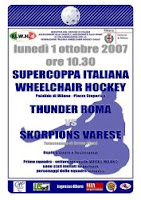 italiana Wheelchair Hockey