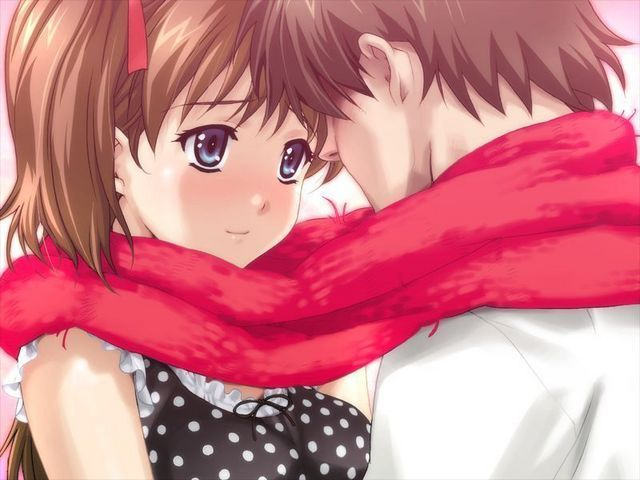 Valentine Cards Anime Valentine Card Anime Valentines Day Greetings