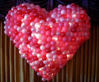 desktop wallpaper valentine heart balloons - photo #43
