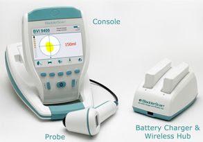bladder scan machine