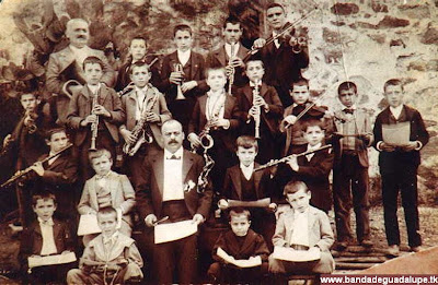 100 años de la Banda de Música de Guadalupe (I)