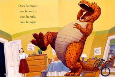 Mama Bear's Book Nook: How Do Dinosaurs Say Good Night? by ...