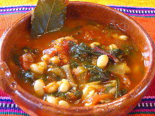 Recipes from 4EveryKitchen: Quick Navy Bean Soup
