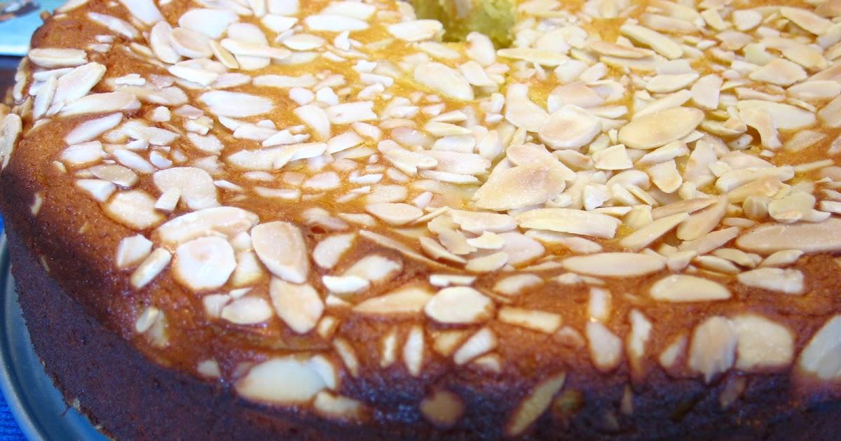 Almond Apple Cake Nigella Lawson