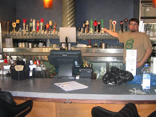 Chris Surrusco at Rustico in March 2006